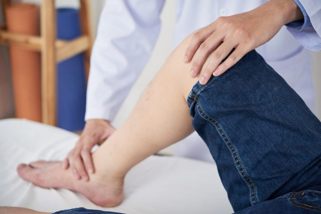 Achilles tendinopathy symptoms