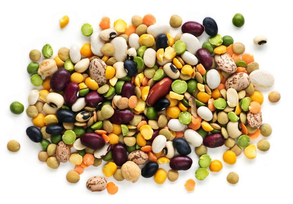 legumes high acid foods