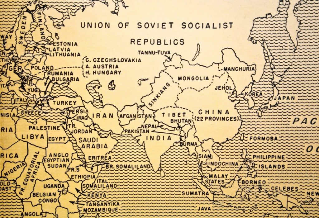 Communism soviet union