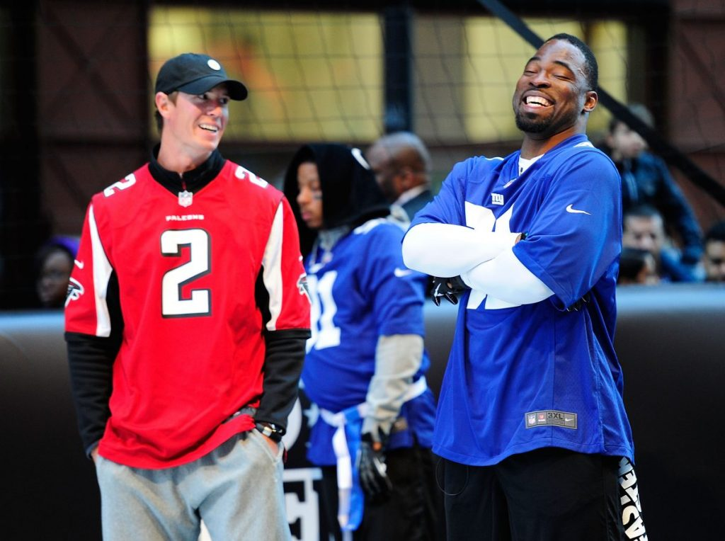Matt Ryan NFL The world's highest-paid athletes