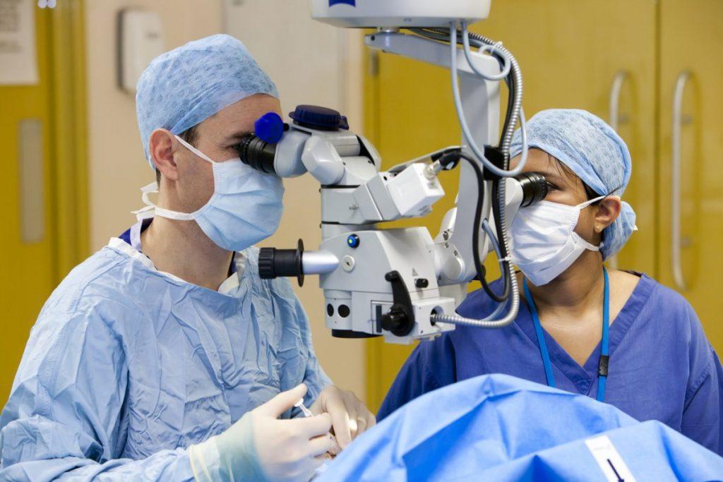 surgery Esotropia