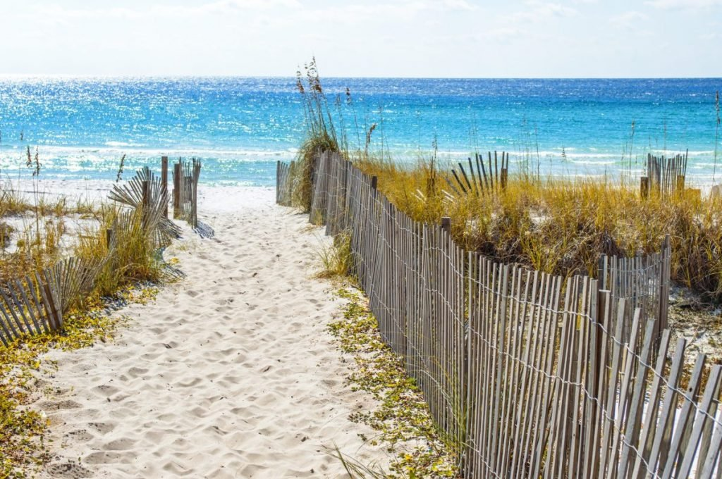 Beaches in Destin Florida