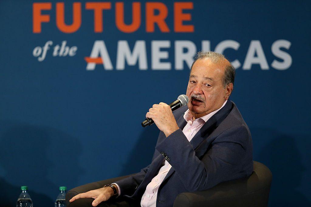 Carlos Slim Helu wealthiest people