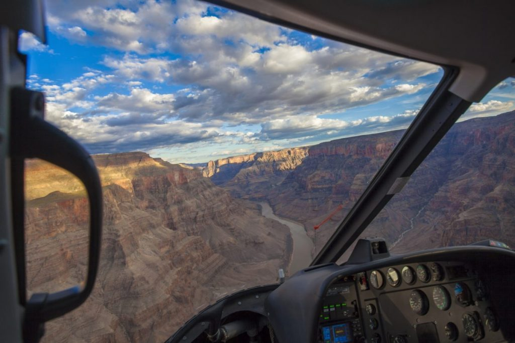 Las Vegas helicopter rides