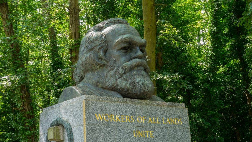 Communism marx and engels