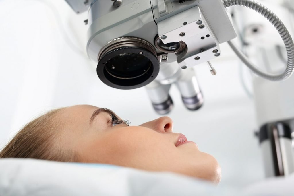 surgery myopia