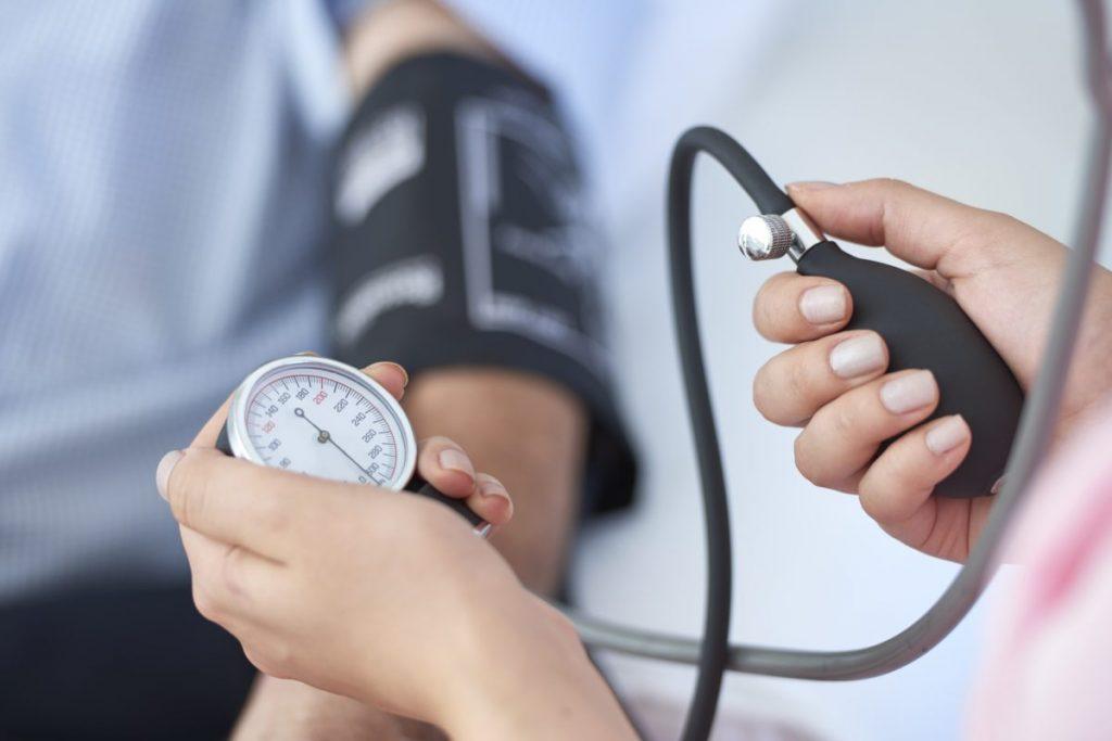 blood pressure Symptoms of vitamin D deficiency