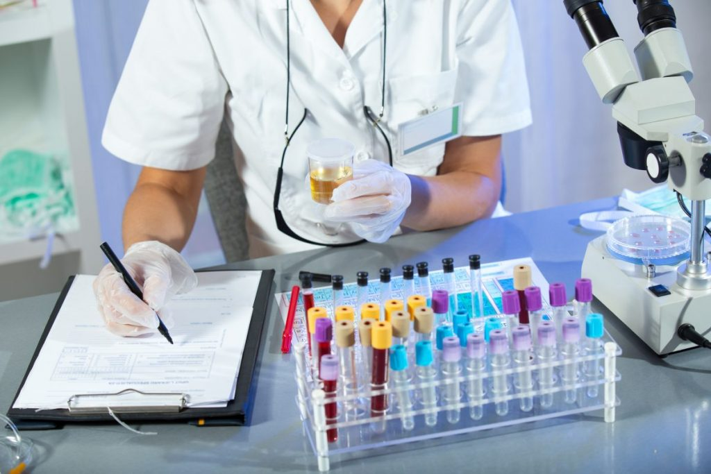 treatment microscopic hematuria
