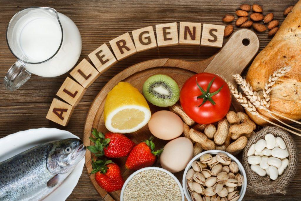 risks nut allergies