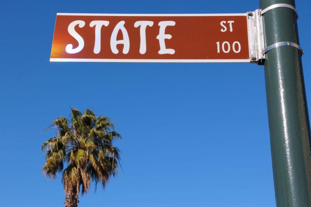 visiting Santa Barbara