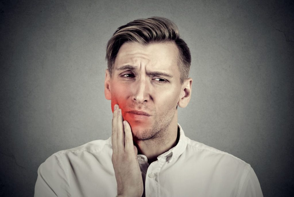 dental abscesses pain