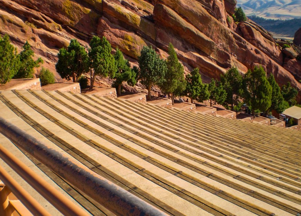 red rocks things to do in Denver