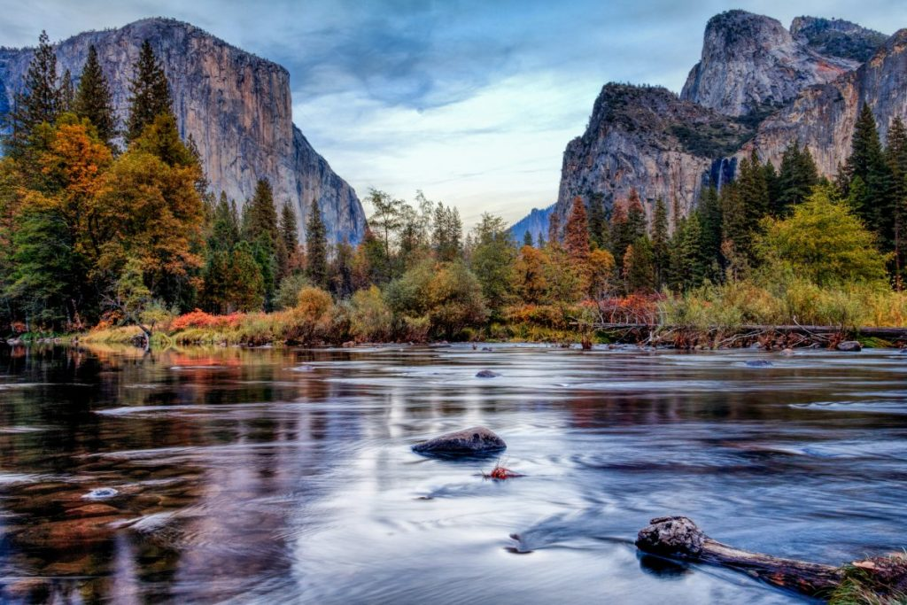 yosemite Best National Parks in the US
