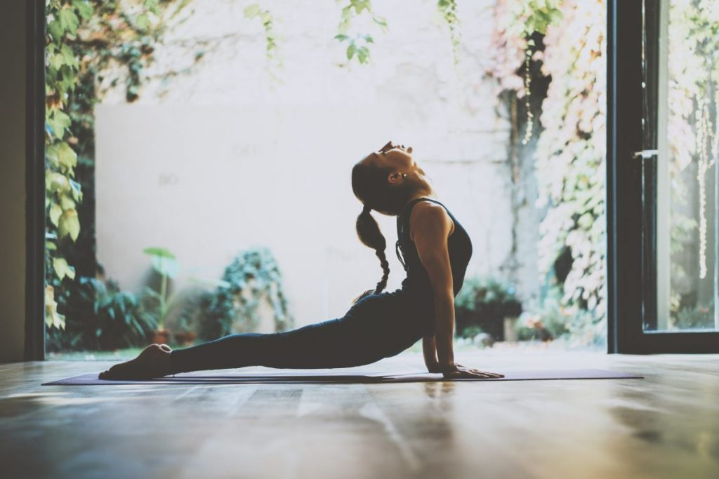 yoga for pain