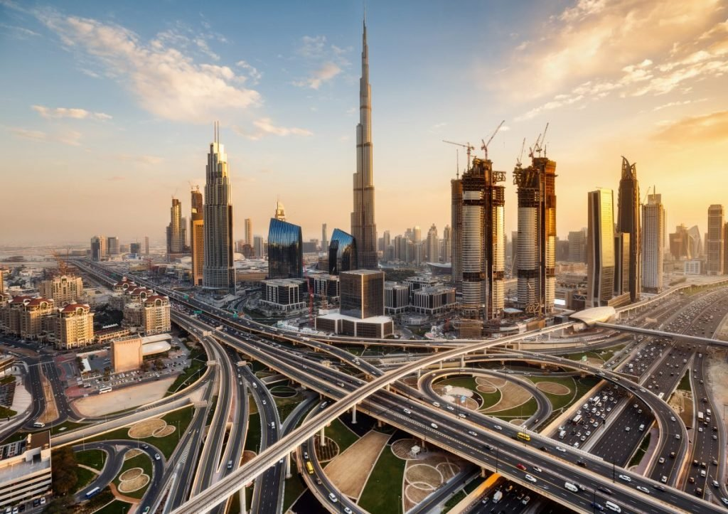 United Arab Emirates richest countries
