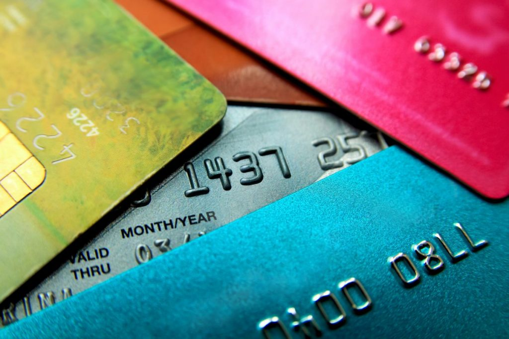 getting a credit card on bad credit