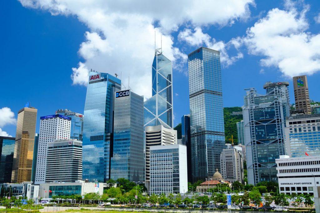 Hong Kong richest countries