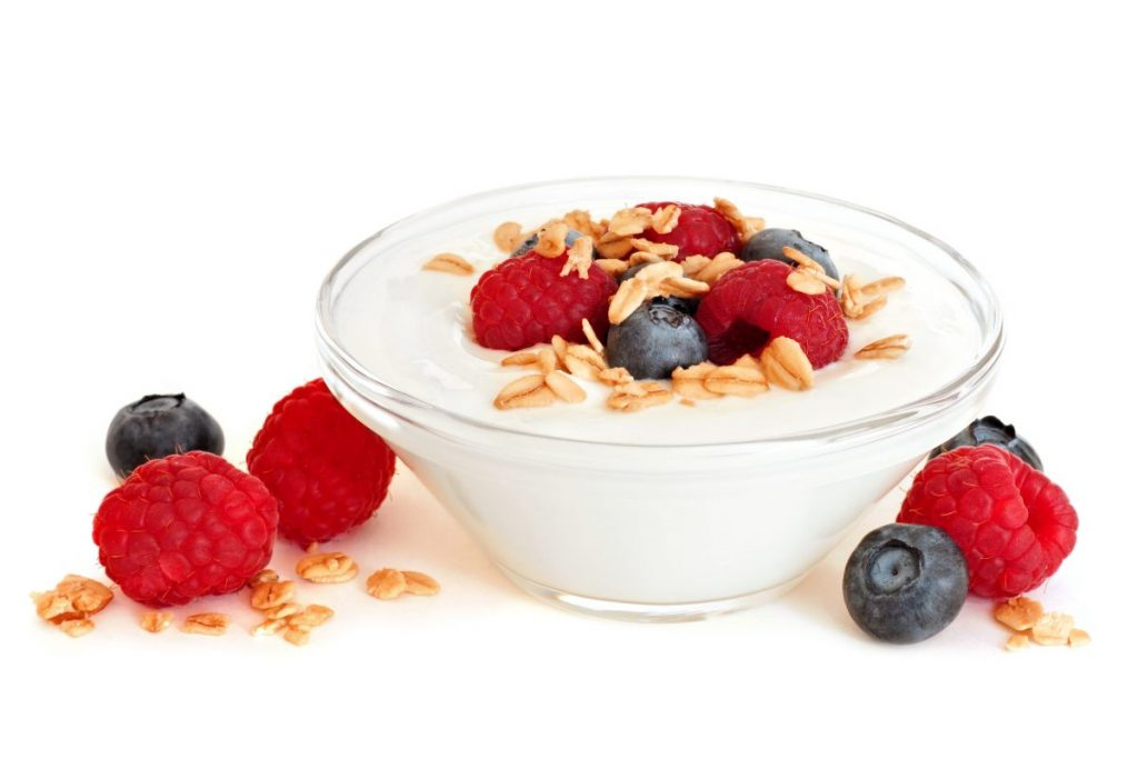 yogurt Foods suitable for the diabetic diet