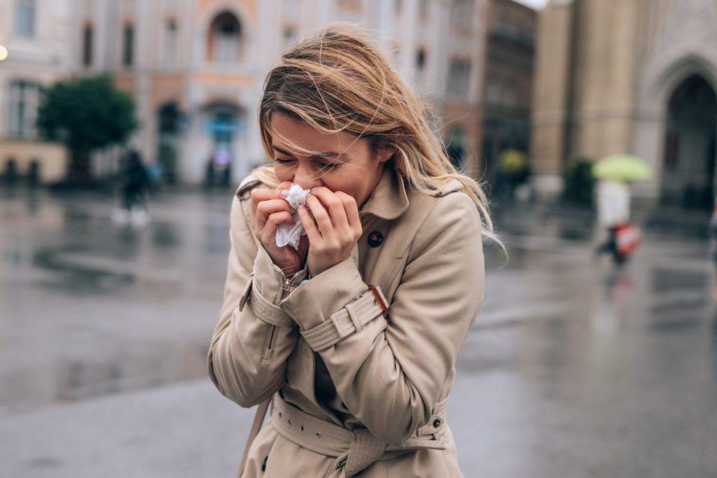 sick illness immune system