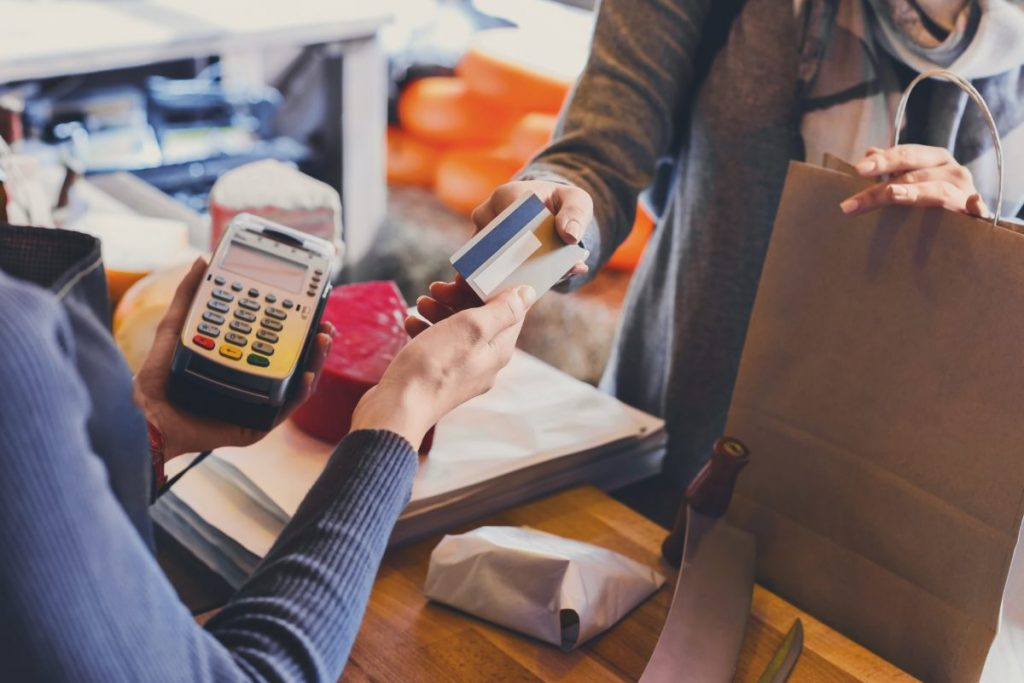 credit card on bad credit