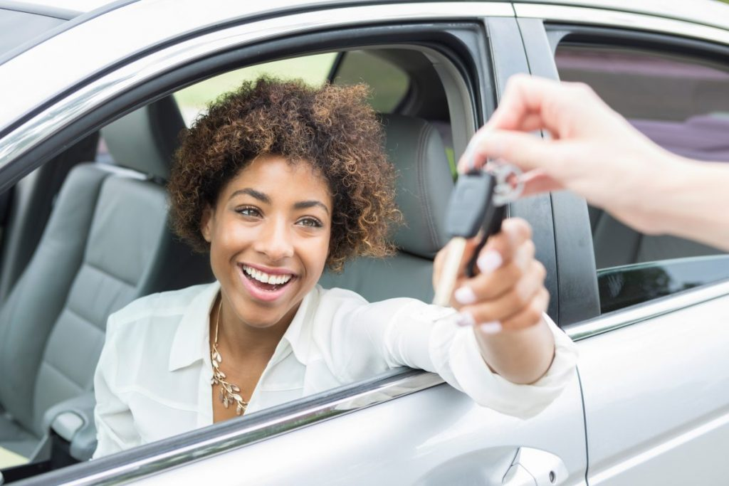 financing a used car afford