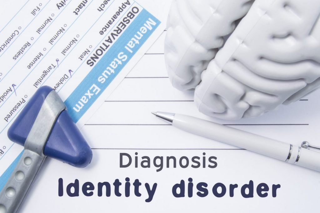 dissassociative conversion disorder