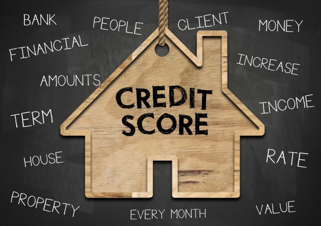 credit score lending borrowing