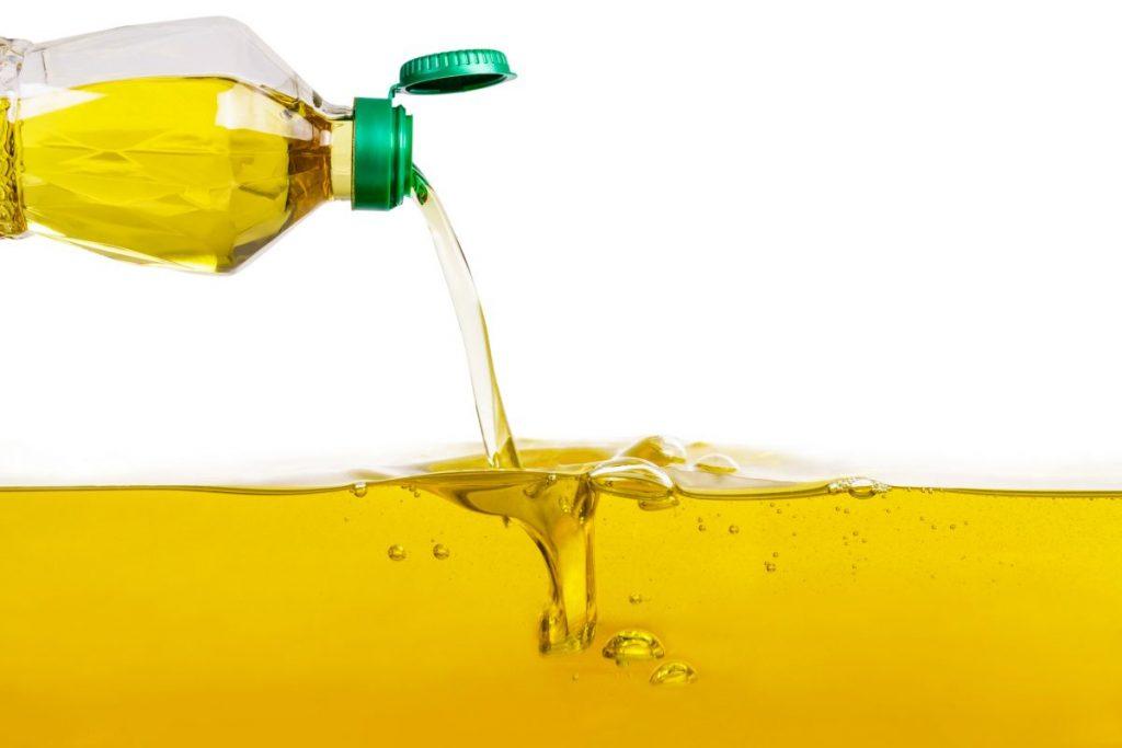 oil high acid foods