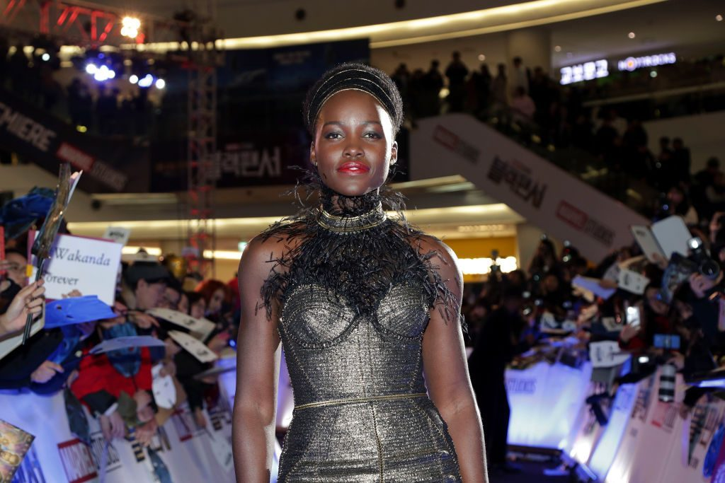 beautiful women Lupita Nyong'o
