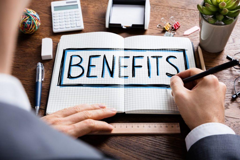 benefits of certificate of deposit