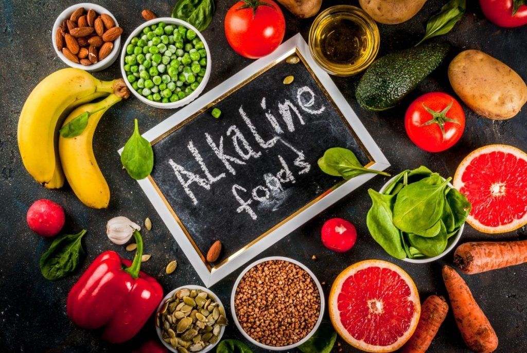 avoiding foods on an alkaline diet