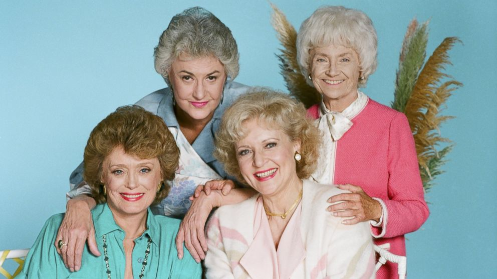 golden girls TV