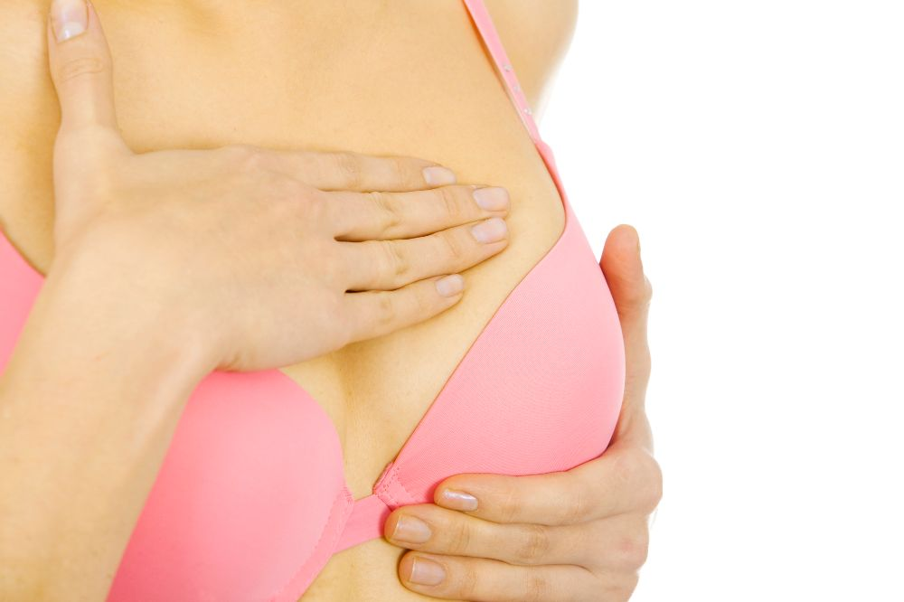 breast lump examination