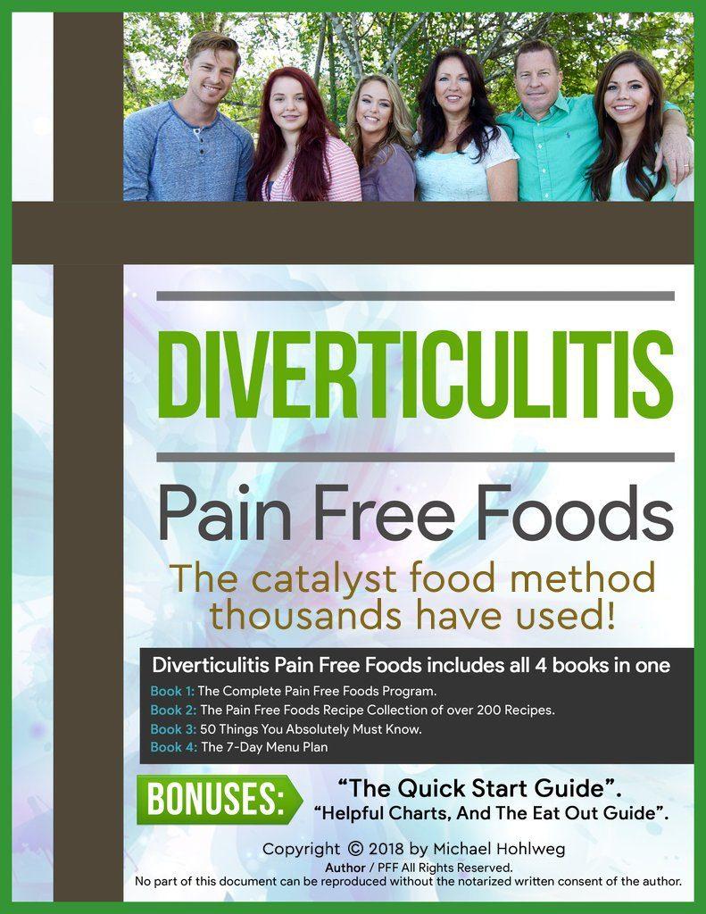 foods diverticulitis