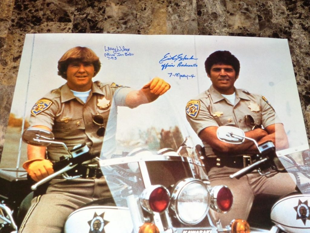 chips original cast