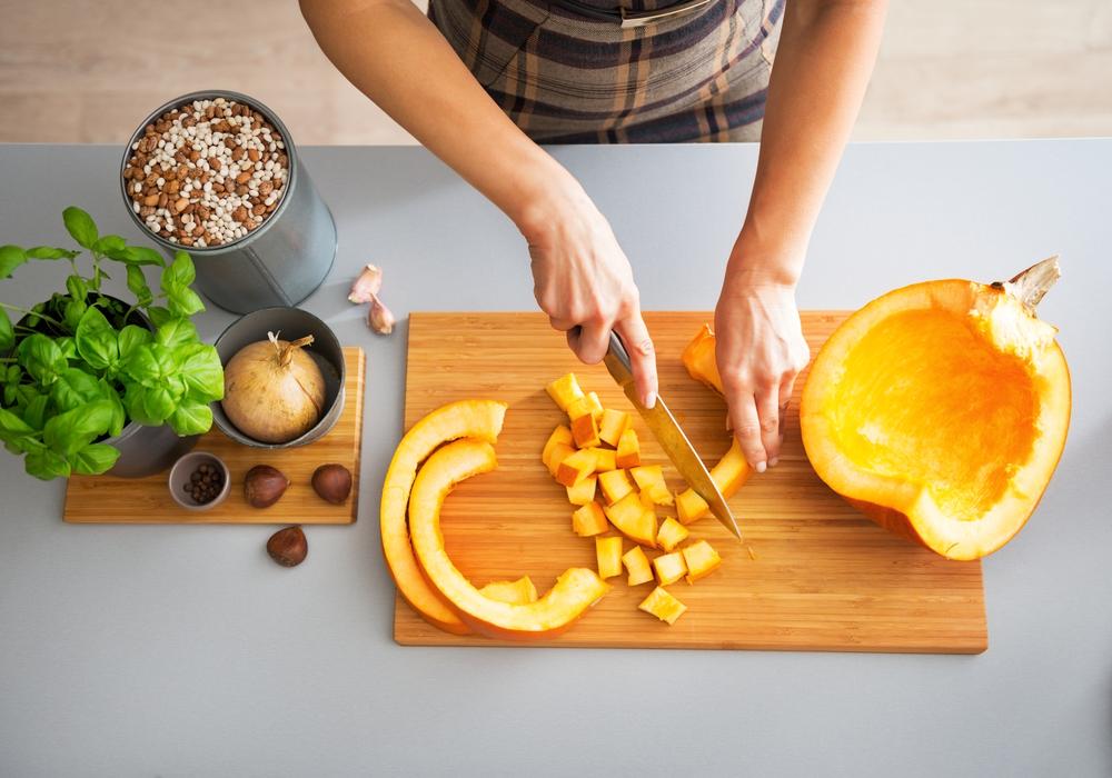 health of pumpkin
