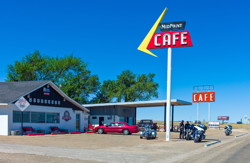 restaurants on Route 66