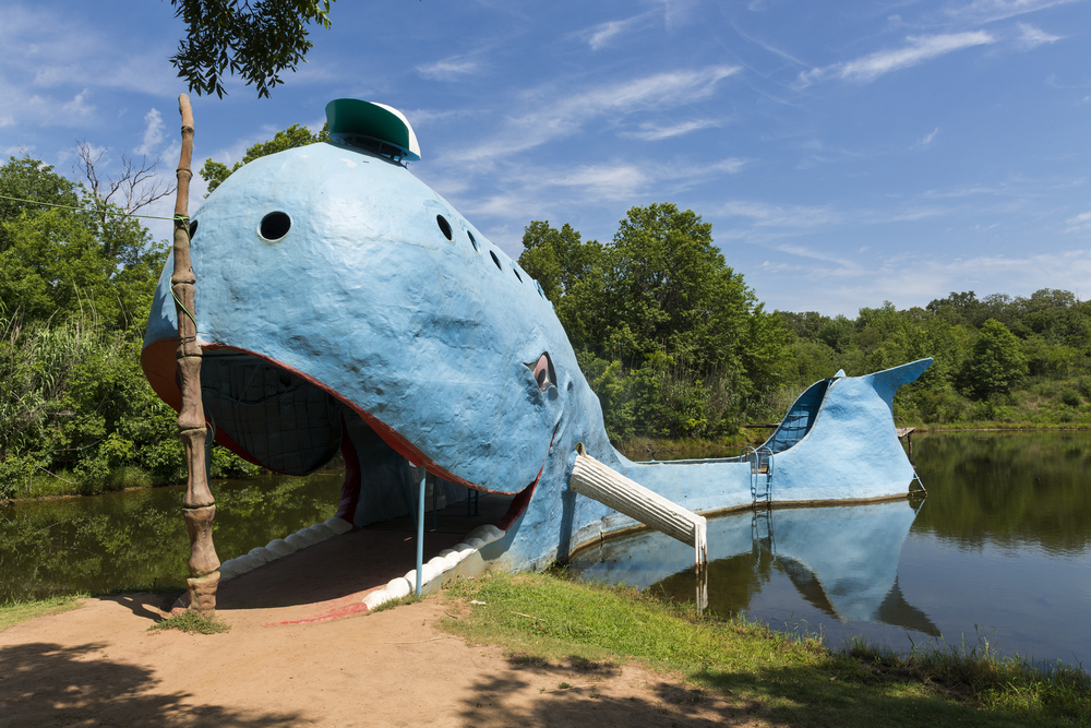 whale Route 66