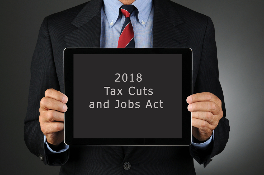 Tax Cuts and Jobs Act 2018