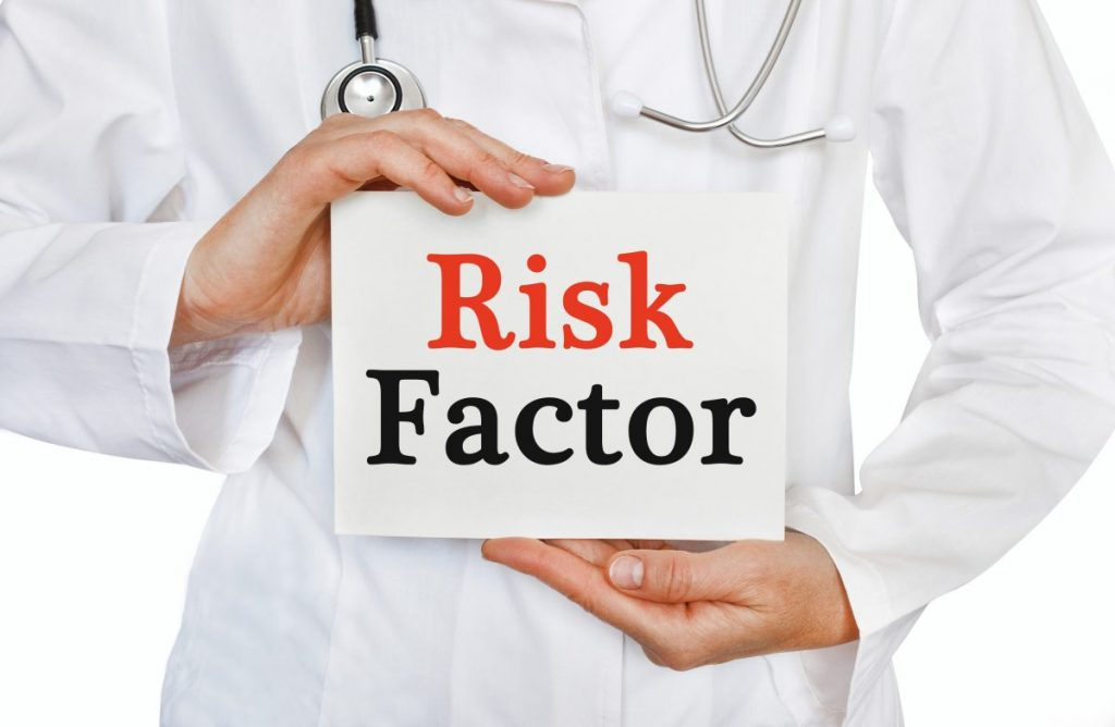specifics relative risk