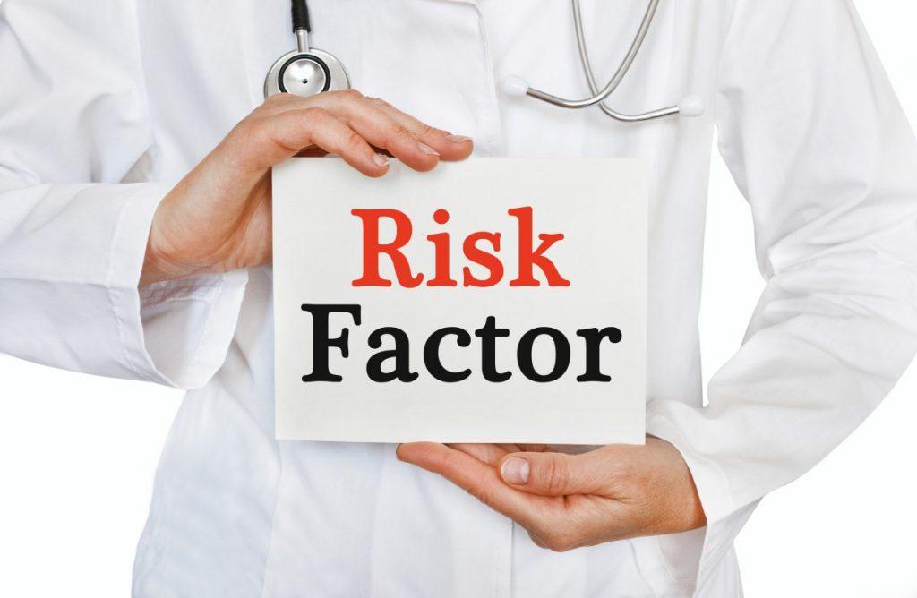 specifics relative risk