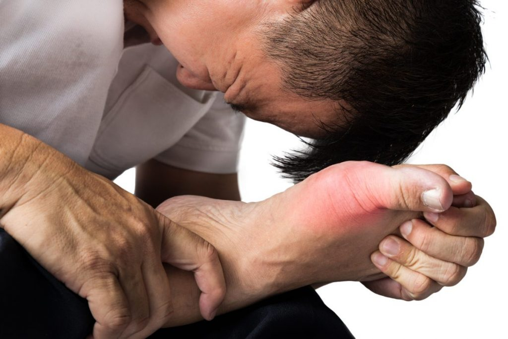 Intense Joint Pain