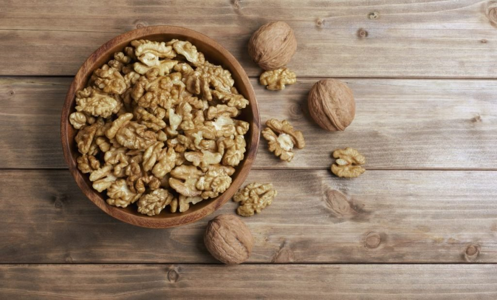 nuts Common food allergies