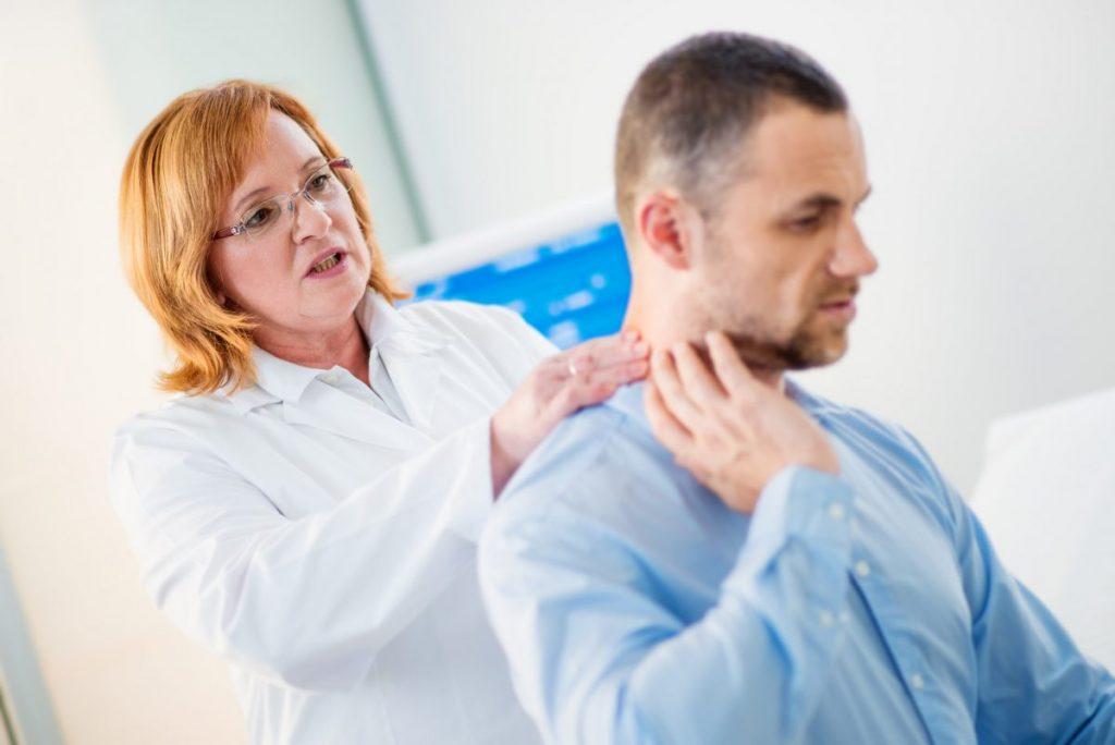cervix cervical radiculopathy