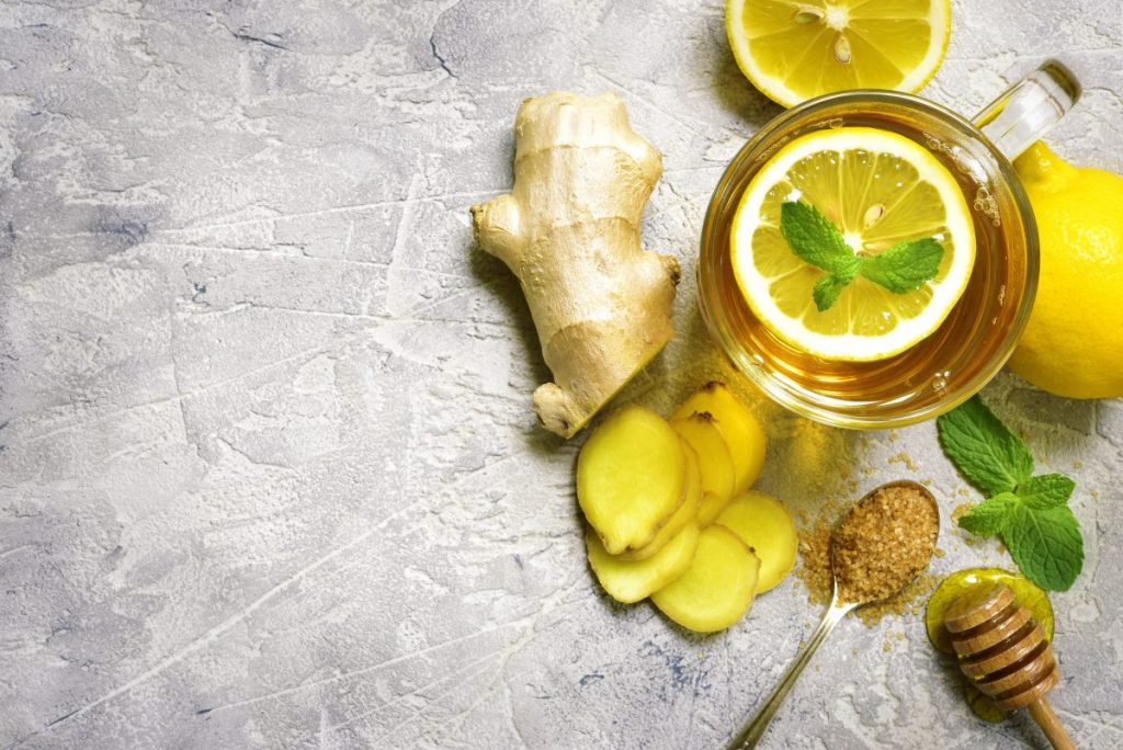 organic remedies for the common cold