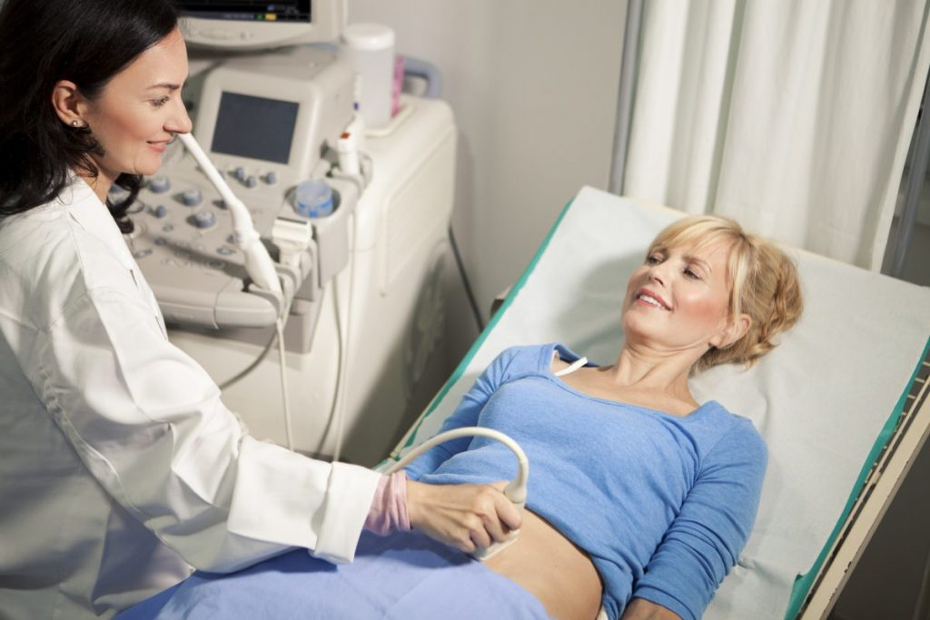 ultrasound proliferative endometrium