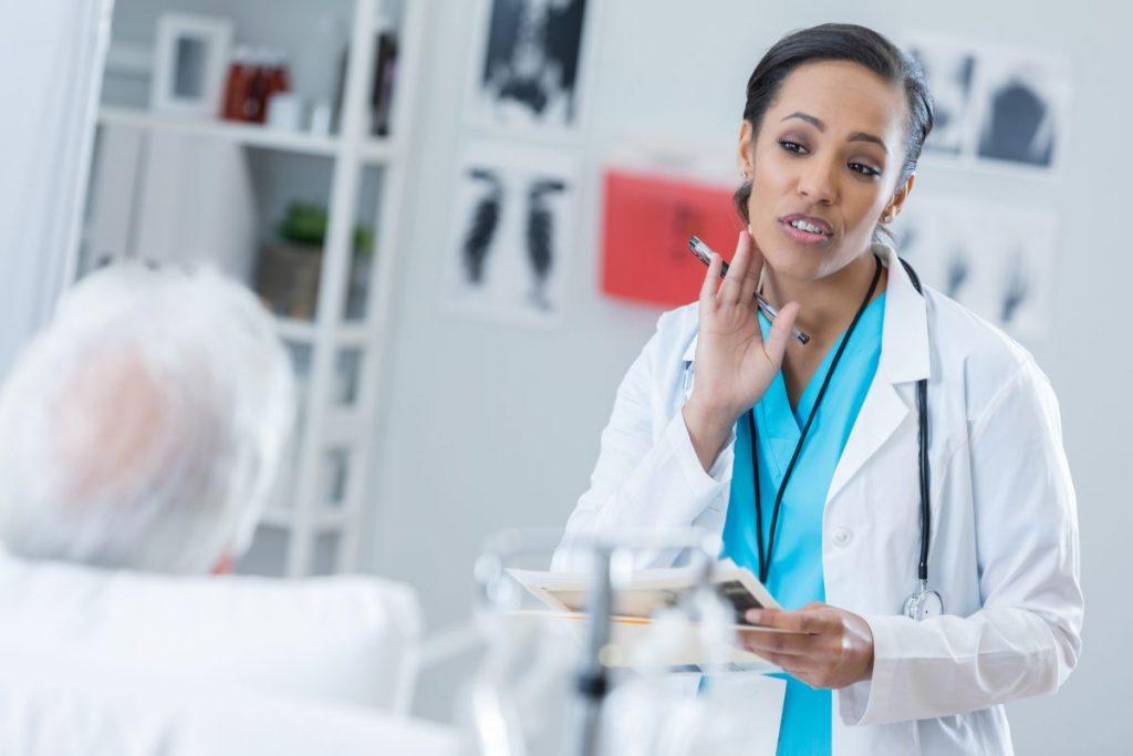 doctor mandibular fibula