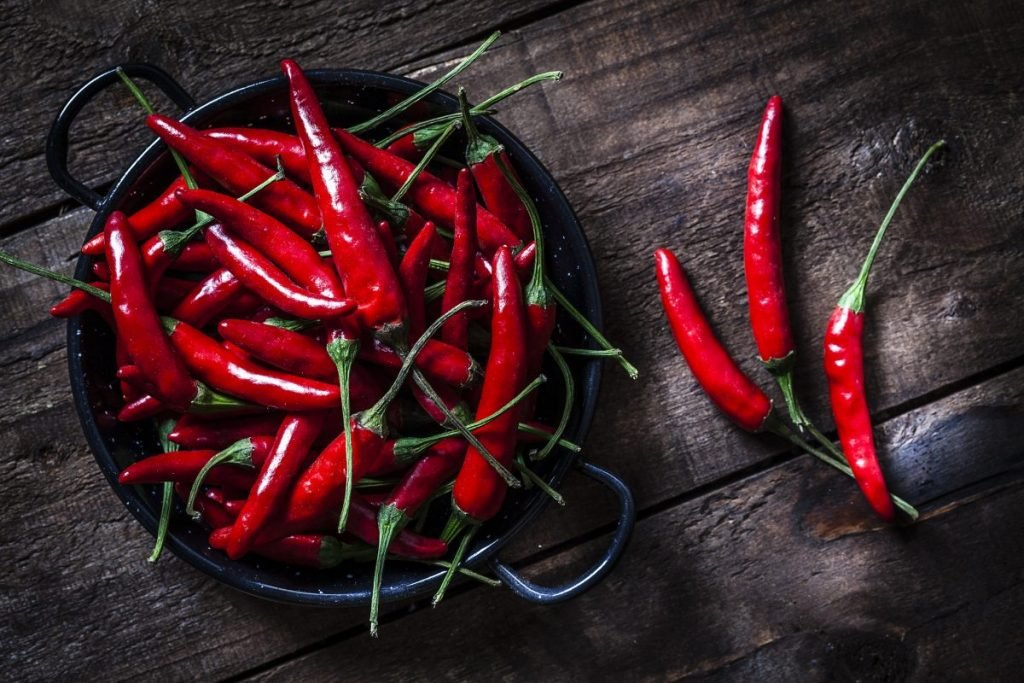 Chili Pepper Inflammation Remedy
