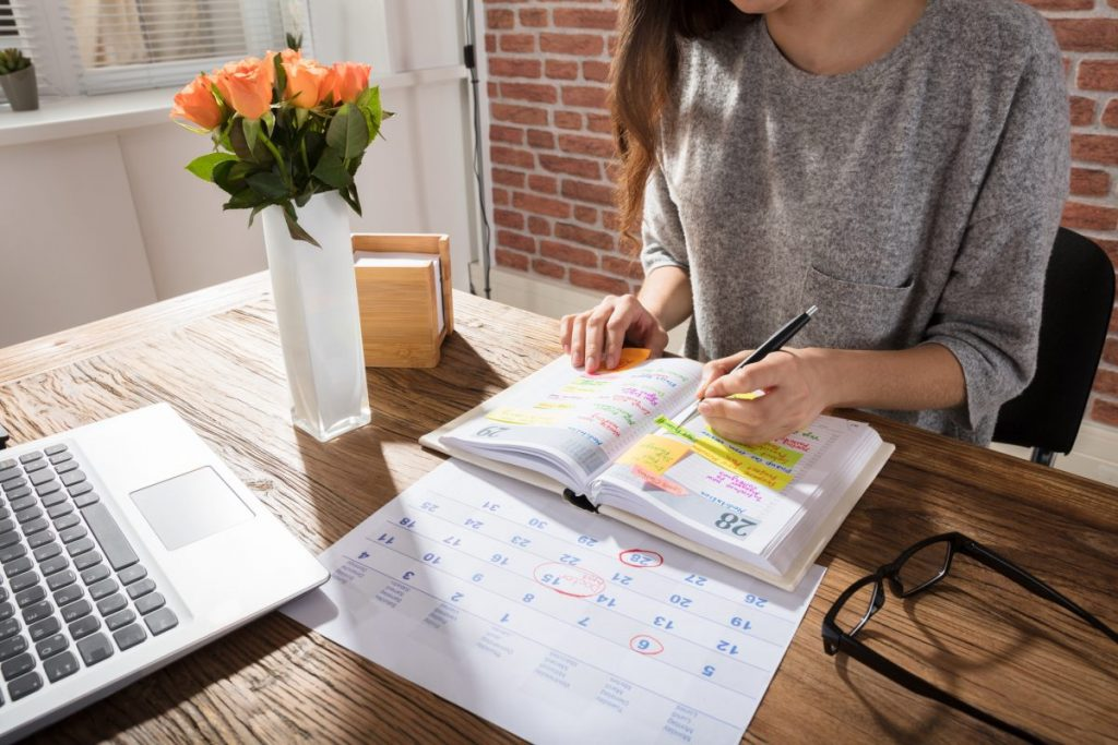 Workday Schedule Planner Responsibilities