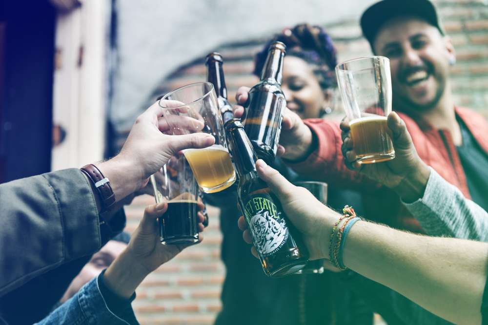 Exocrine pancreatic insufficiency drinking